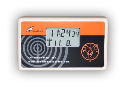 Rádio relógio atômico