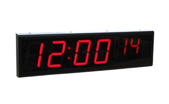 relógio ethernet