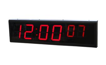 O que está incluído com o dígito 6 NTP Relógio