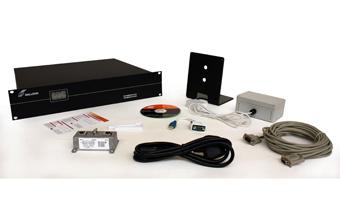 o que é fornecido com o servidor de horário de rede ts-900-MSF