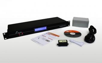O que está incluído com o servidor NTS 4000 MSF NTP